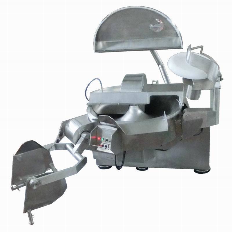 Meat Fish Vegetable Bowl Cutter 200L