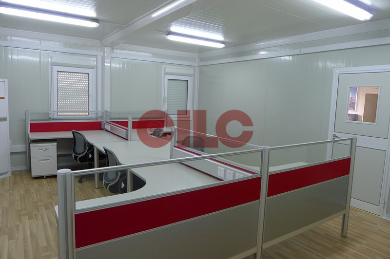 Customized Office Building with Global Standard (CILC)