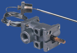 Capillary Thermostat Valve for Gas Oven or Gas Heaters