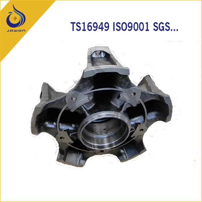 CNC Machining Auto Wheel Component Auto Parts Wheel Hub
