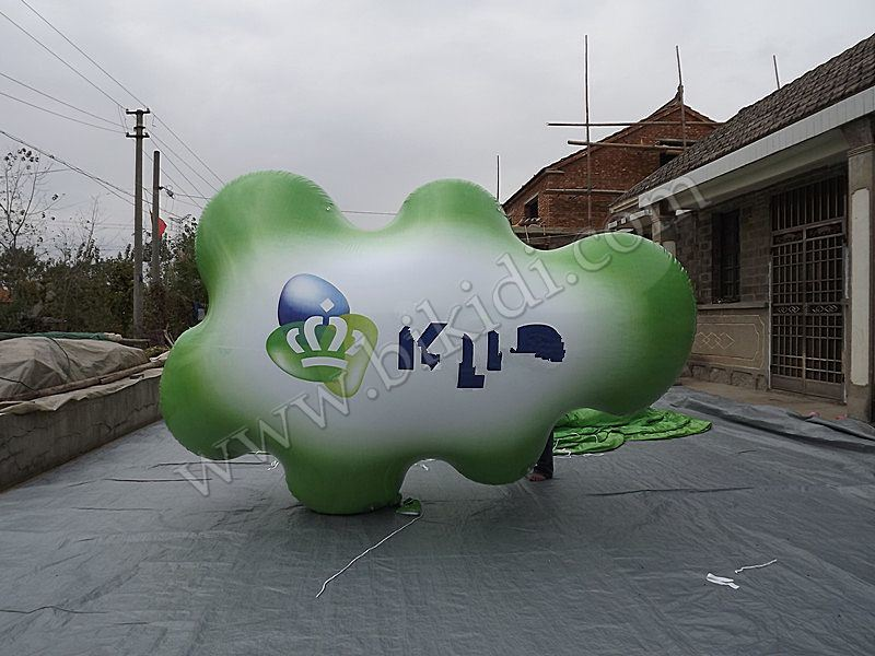 Inflatable Cloud Balloon, Balloon with Logo Printing (K7016)