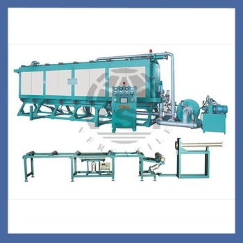 EPS Production Line, Block Making Machine, Expandable Polystyrene Machine