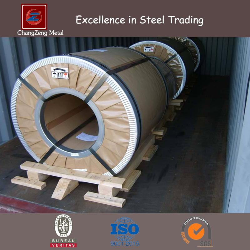 Non-Oriented Silicon Electric Steel Coil (CZ-C 79)