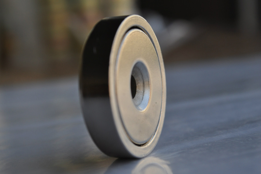 Permanent Neodymium Pot Magnet with RoHS