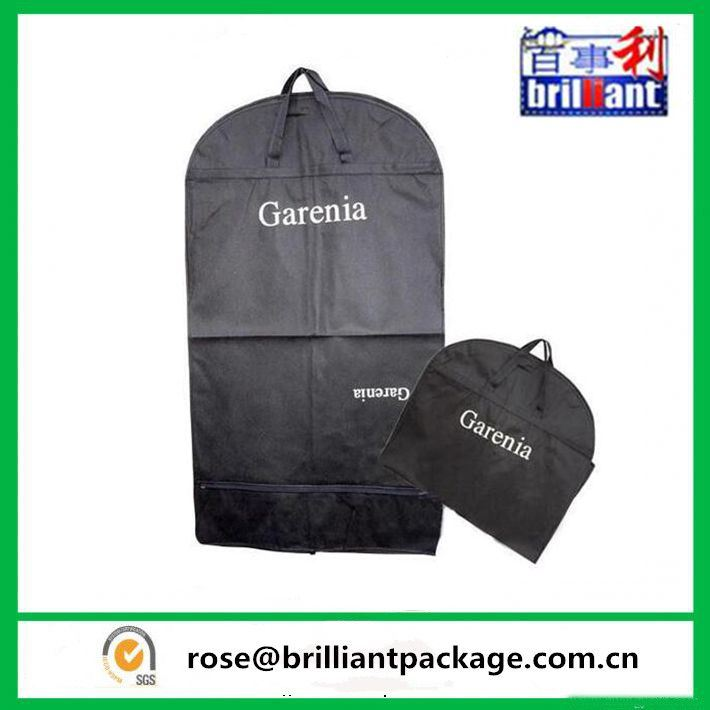 Reusable Non Woven Foldable Garment Bag (B2-7)