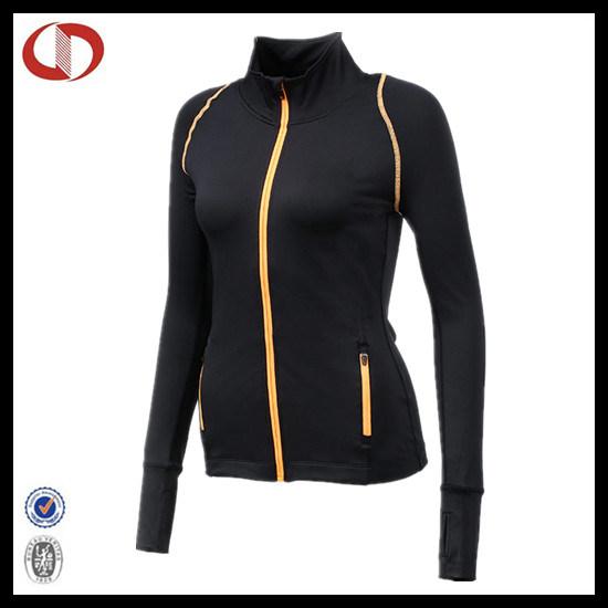 Wholesale Custom Womens UV Protect Running Jacket
