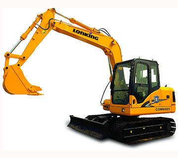 China Lonking 8ton Mini Excavator /Digger