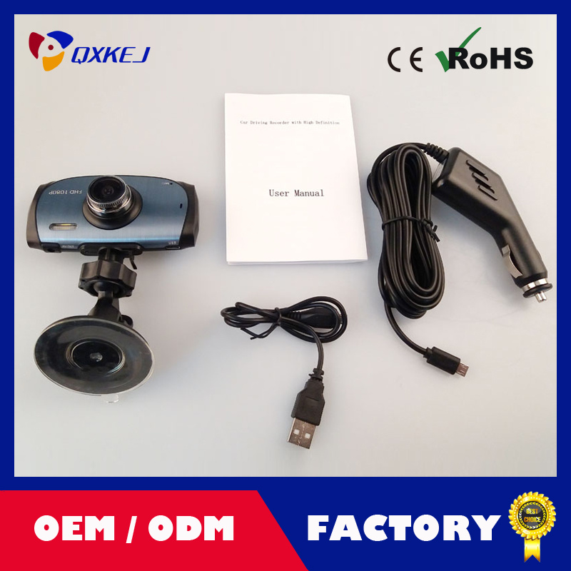 "2.7""Full HD 1080P Car DVR Vehicle Video Camera Dash Cam Recorder Night Vision 170 Degree"