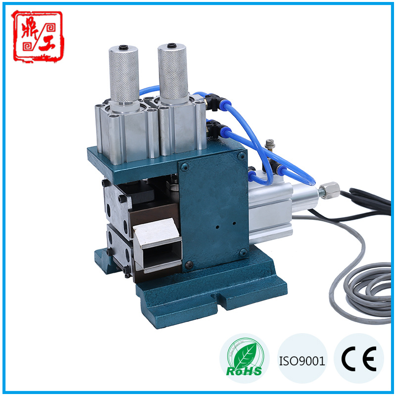 Semi Automatic Pneumatic Cable Stripper