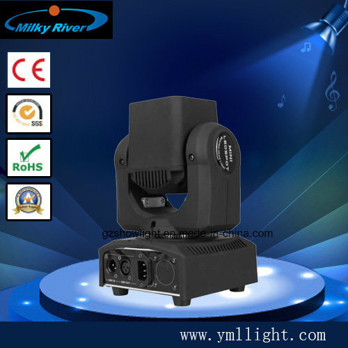 4PCS*15W RGBW 4in1 Mini LED Matrix Zoom Moving Head Light with Pixel and Irc Function New Light