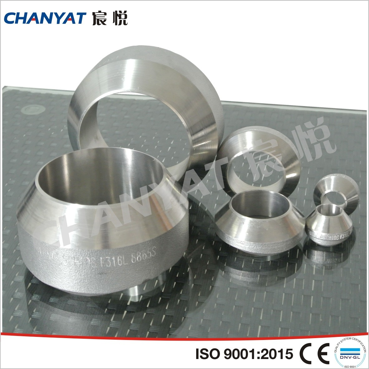 Mss, ASME, DIN, JIS, GOST Alloy Steel Branch Outlet Fittings