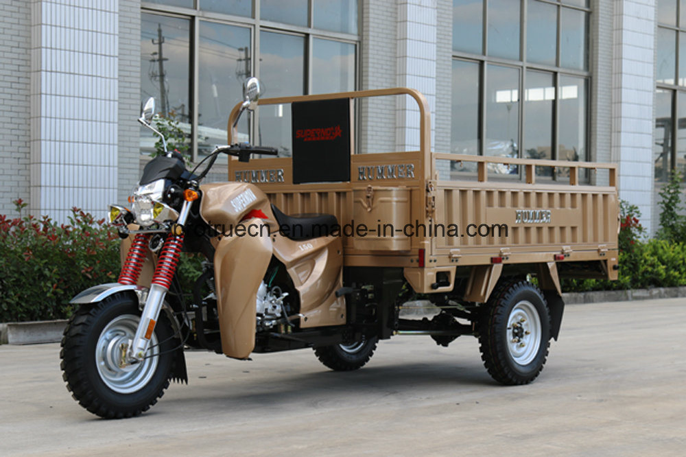 150cc Air Cooled Engine Three Wheeler Cargo Tricycle with EEC