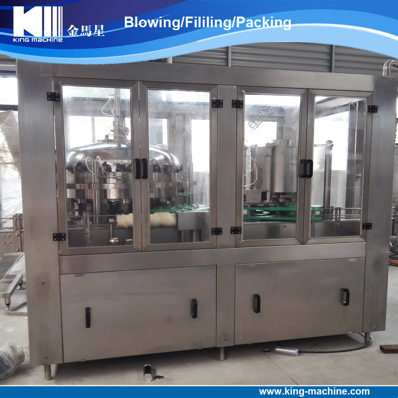 Beer and Carbonated Beverage Can Filling Machine