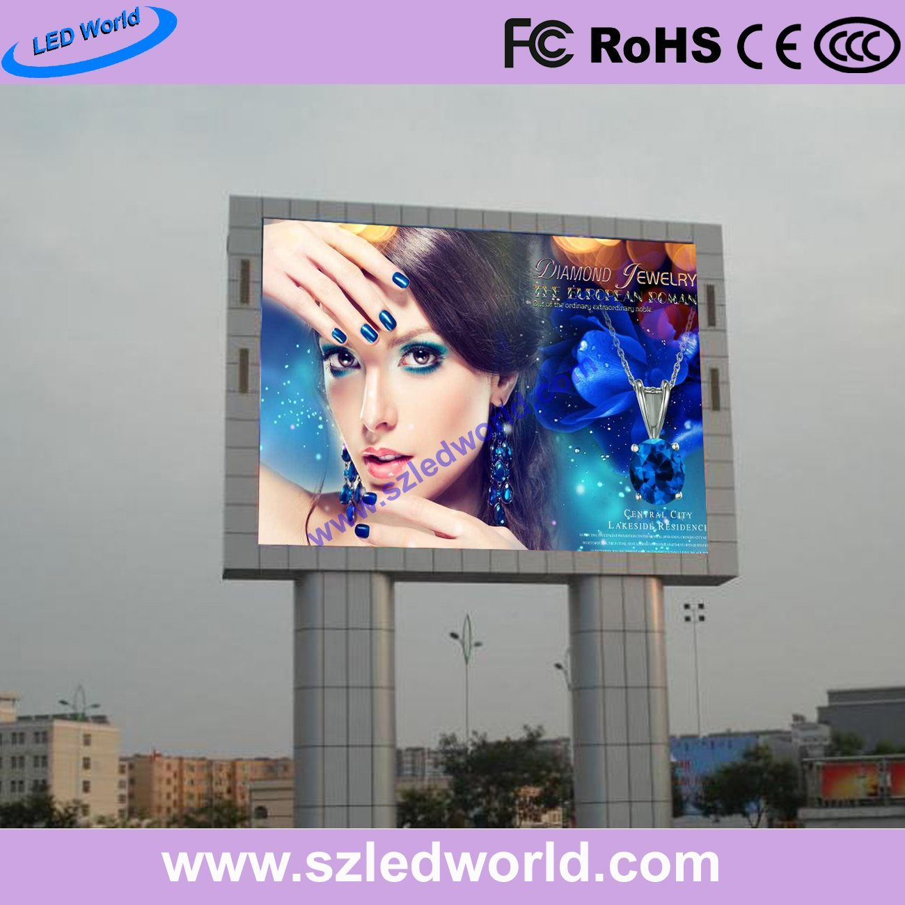 Large/big full color programmable outdoor/indoor video wall rental LED display screen panel board with low price for advertising China supplier(P4,P5,P6,P8,P10)