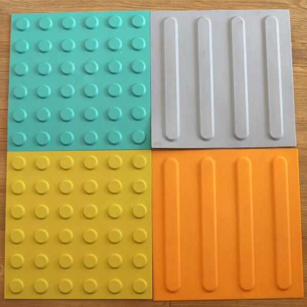 Ceramic Tactile, Warning Tile