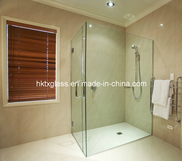 China Tempered Glass Bathroom Glass Photos Pictures