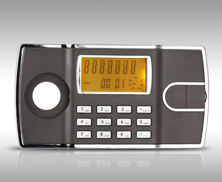 Home Safe Lock with LCD Display