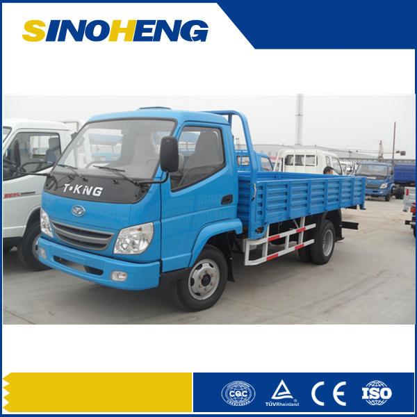 Light Duty Petrol Cargo Truck