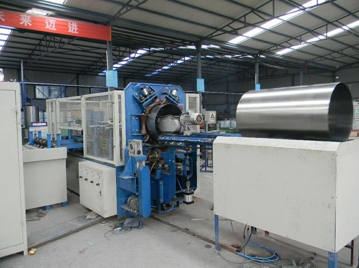 Steel Drum /Barrel Auto-Welding Machine