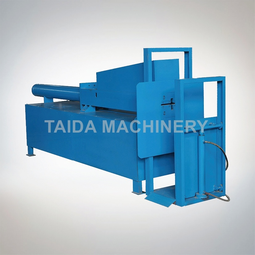 Automatic Waste Tire Recycling Shredder Crusher Cutter Grinder Rubber Cutting Machine