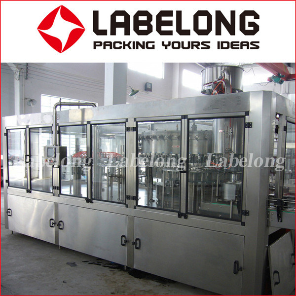 Automatic Drinking Water Bottle Washing Filling Capping 3-in-1 Machine