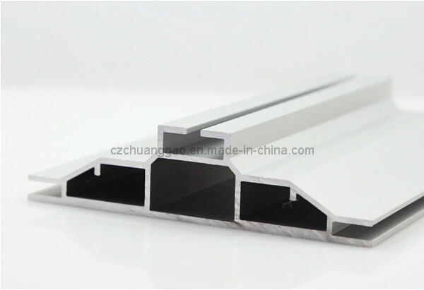 Kd120 Double Sided Aluminium Fabric Extrusion