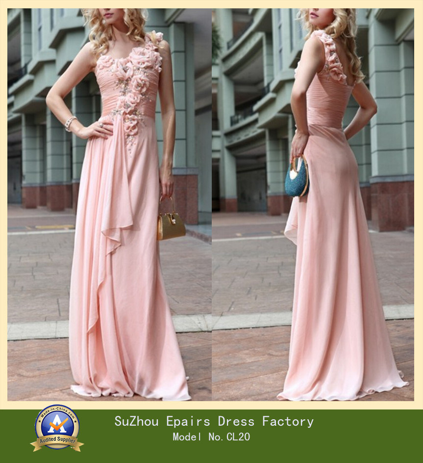 Fashion 2017 evening dresses - Handmade Long Dresses Images