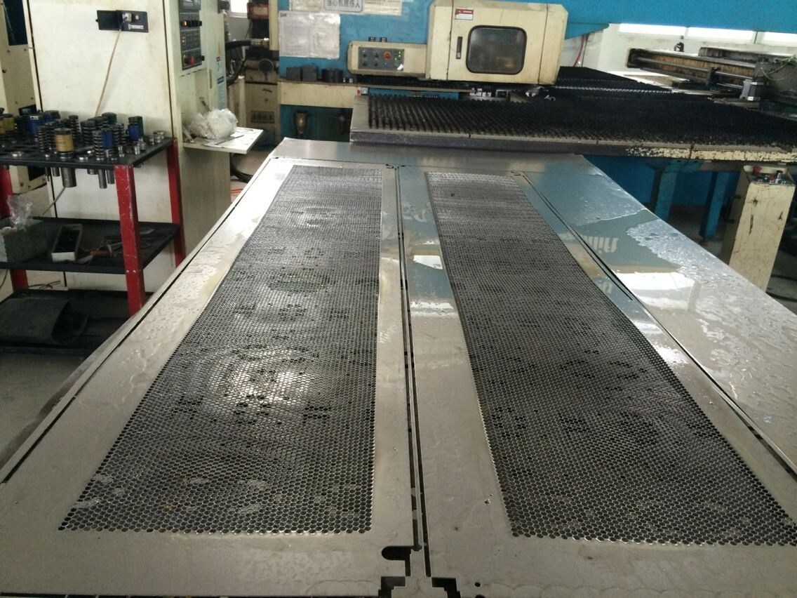 Sheet Metal Stamping Fabrication Parts