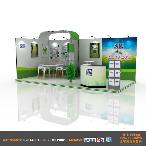 China Aluminium Portable Stand for Trade Show Fair