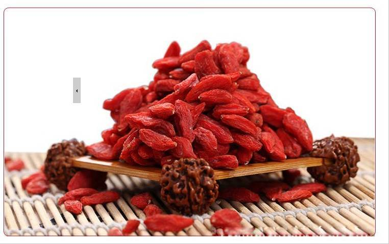 Dried The King of Chiness Wolfberry Organic Goji Berries