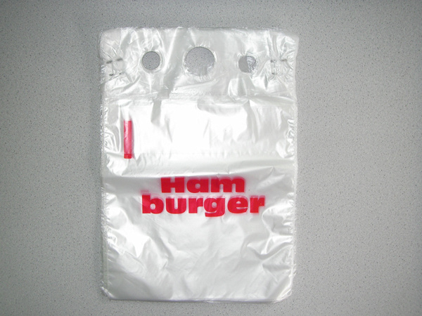 HDPE/ Ldpecalendar Bag Bread Bag Saddle Bag Sanwich Bag Fruit Bag Food Plastic Bag