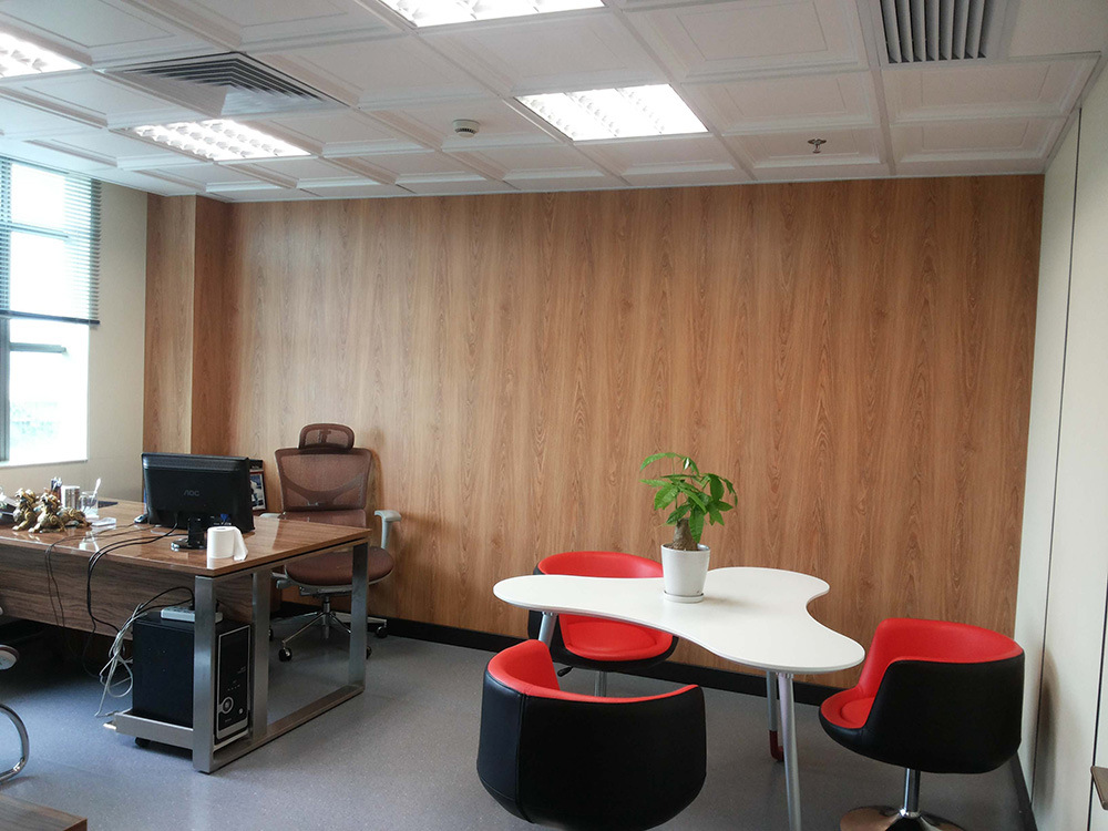 Wall Covering Vinyl Sheets for Office