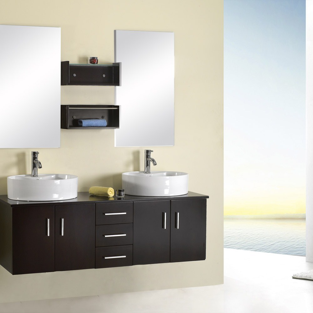 double sink vanities 21730a china bathroom cabinet