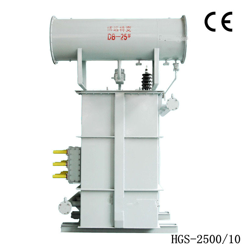 Power Frequency Induction Furnace Transformer (HGS-2500/10)