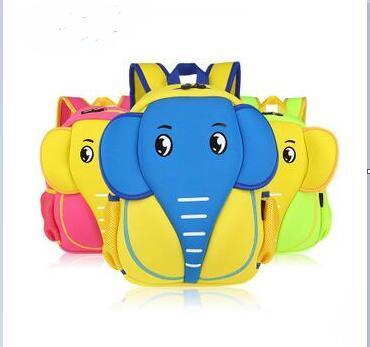 High Quality OEM Children′s School Bag of Animal Cartoon