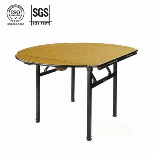 Round Dining Folding Banquet Table