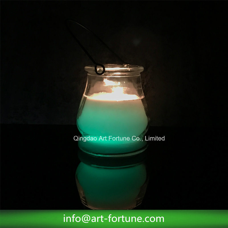 LED Colour Changing Candle for Outdoor Garden Pest Driving