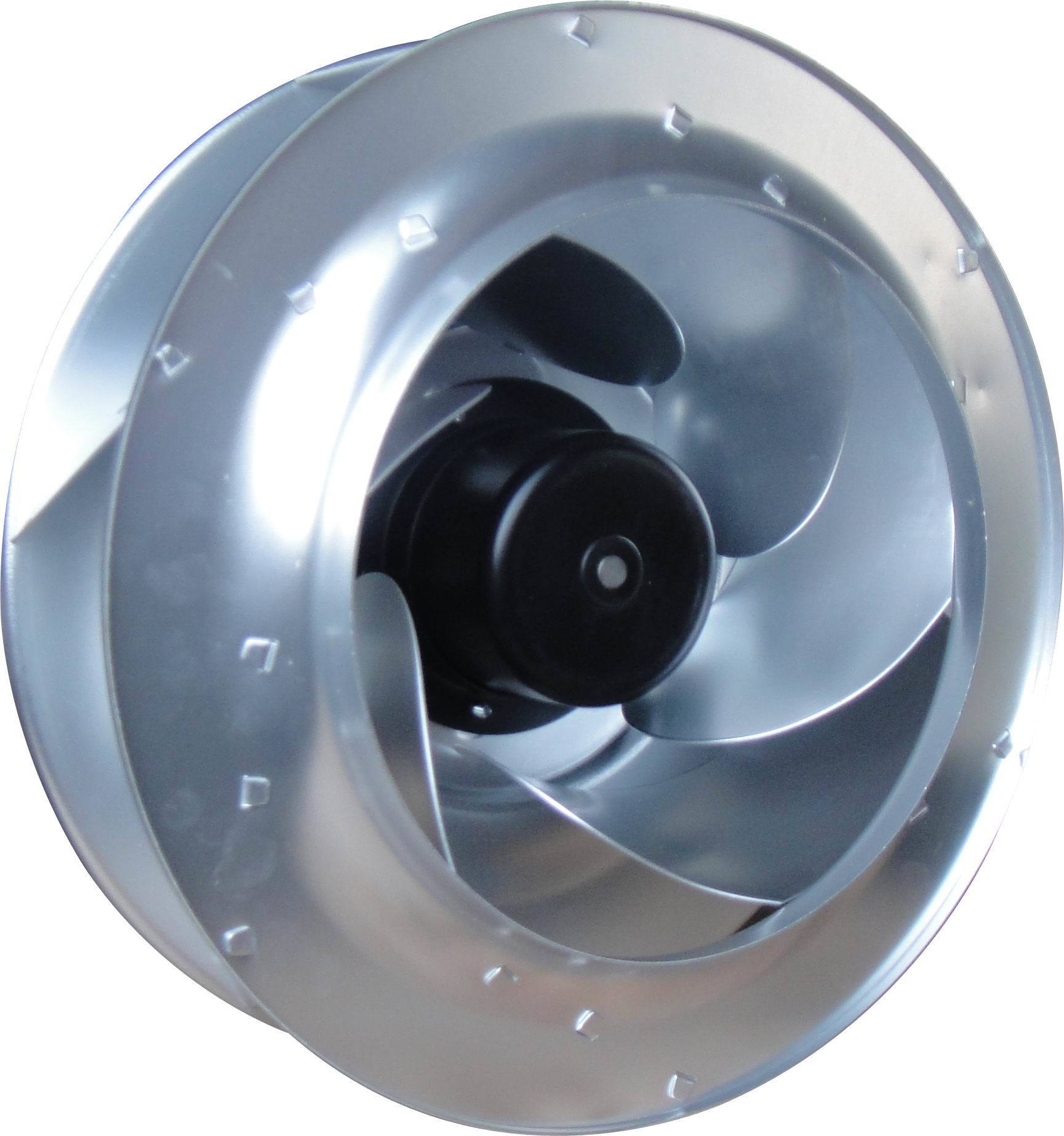 Centrifugal Fan Impellers : China mm ac input ec centrifugal impeller