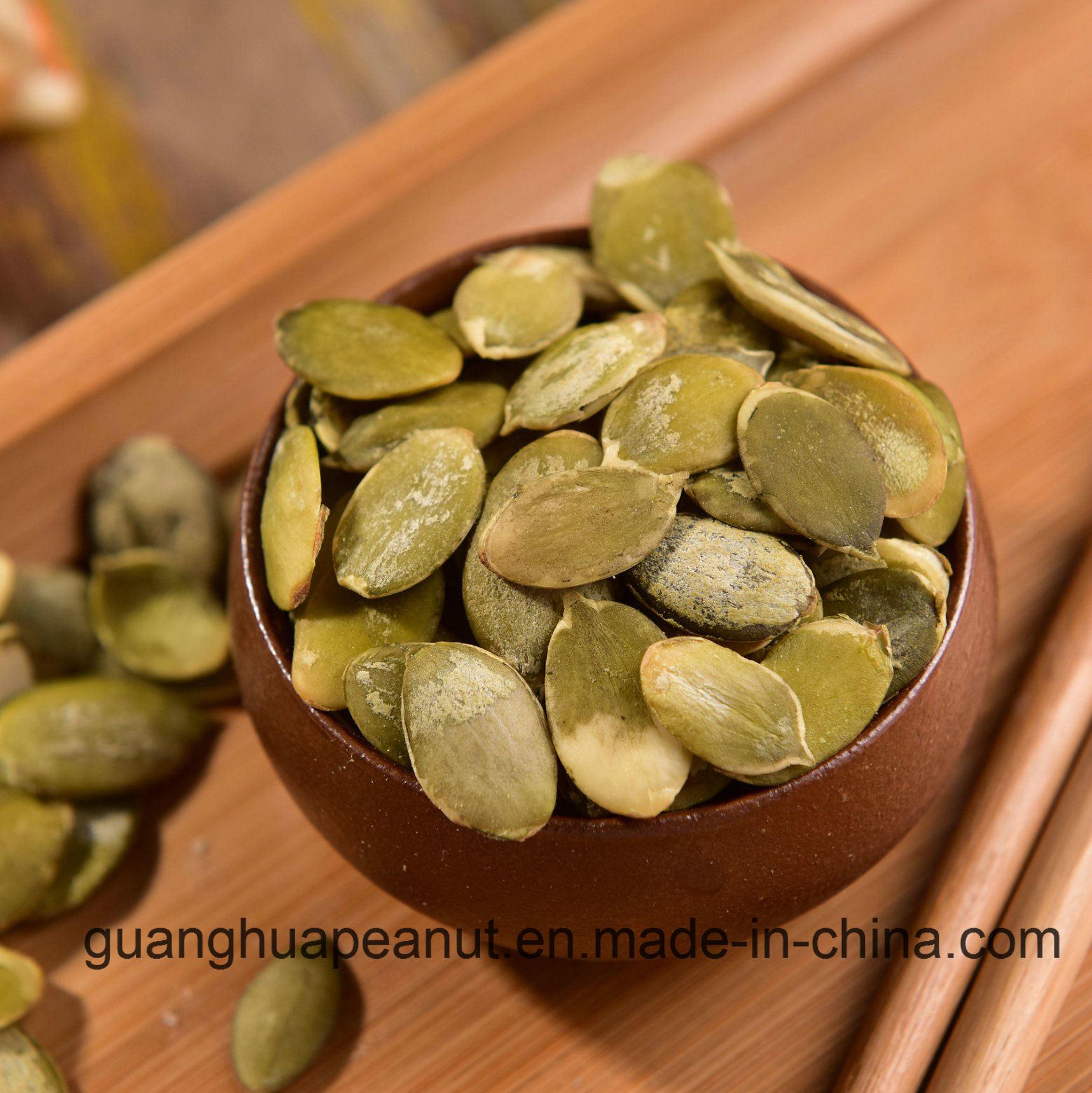 New Crop Snow White Pumpkin Seeds From Shandong Guanghua