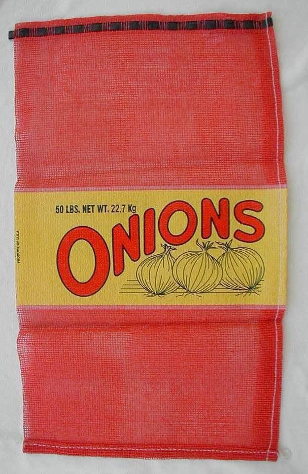 Onion Leno Mesh Bag