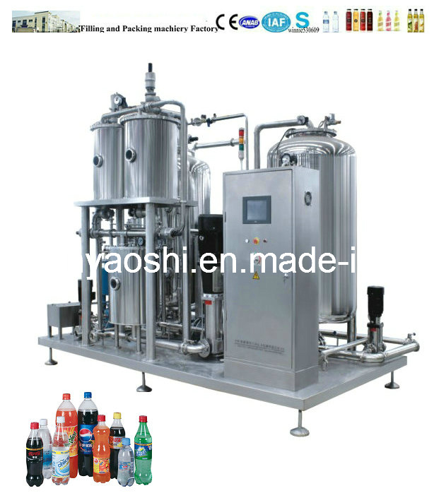 Carbonated Drinks Making Machine