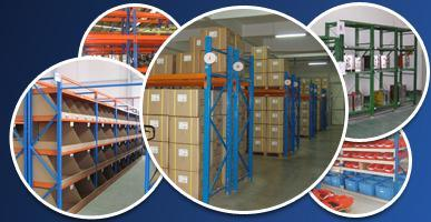 OEM Upscale Light Duty Multi-Layers Storage Rack