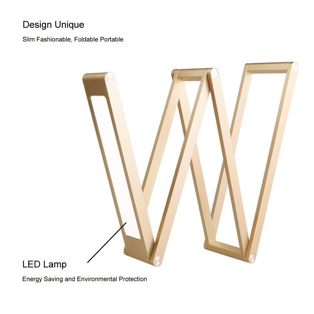 LED Rechargeable Desk Lamp Light Anniversary Souvenir