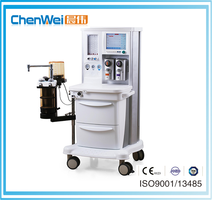 Hospital Used Exeelent Performance Anesthesia Machine (CWM-301D)