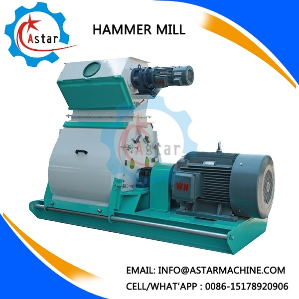 New Style Easy Operation Wood Chips Hammer Crusher