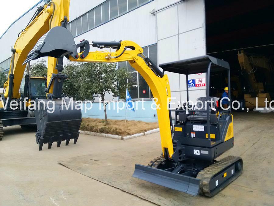 1.8ton Hydraulic Excavator