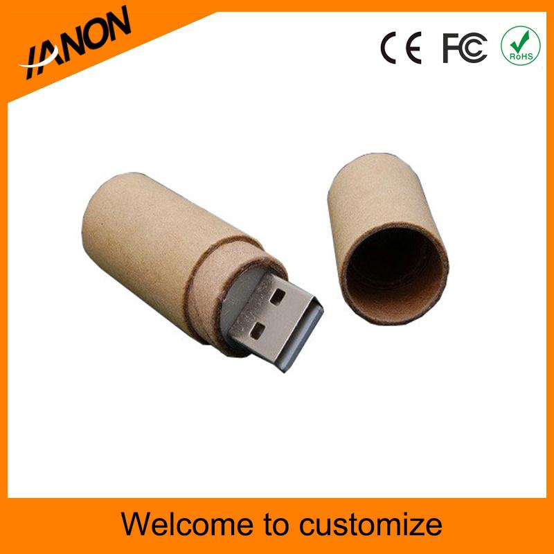 Popular Mode Paper USB Flash Drive