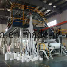 High Quality Non Woven Production Line Ss 2400mm