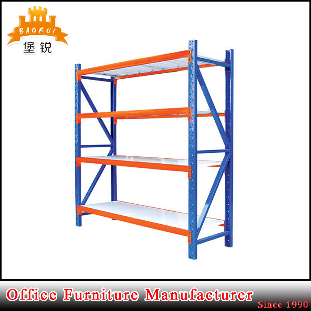 Industrial Factory Warehouse Steel Shelf Metal Shelving Stoarge Racking Rack