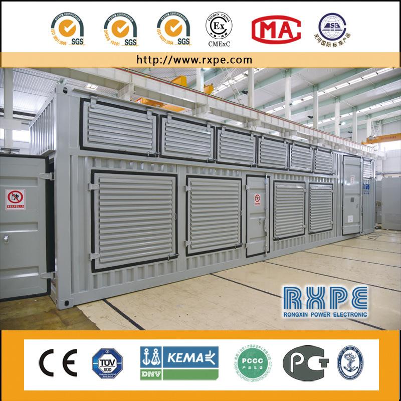 Svg Static Var Generator with Enterprise Logo Certification